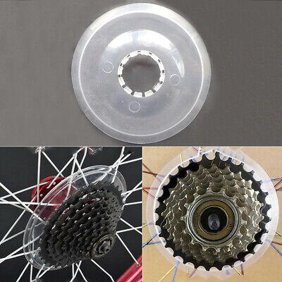 Bike Wheel Spoke Protector Guard Bicycle Cassette Freewheel Protection Cover-SL