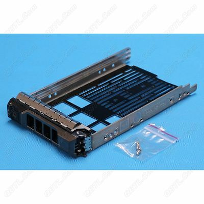 "3.5"" Tray Caddy For Dell R720 R710 R730 G302D F238F R510 KG1CH US-SameDayShippin"