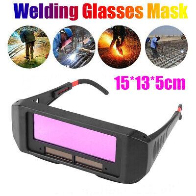 For Welding Welder Glasses Mask Solar Powered Auto Darkening Welding Helmet Eyes