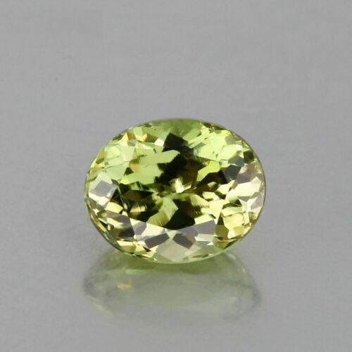 Video_1.65 Cts_Rare Natural Mali_Grossular Garnet_Vivid Yellowish Green Hue_B277