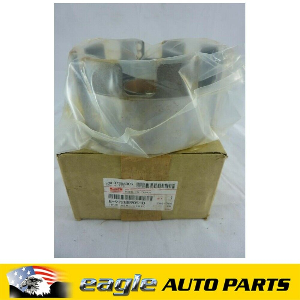 HOLDEN 03-06 RODEO 4JH1 VAC TANK NOS GENUINE # 8973264900