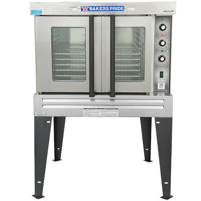 Bakers Pride Bco-g1 Cyclone Convection Oven Nat Gas Full Size 5 Racks