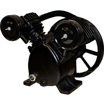 2 Hp Air Compressor Pump 155 Psi Lpv5145a 2 Cylinder V-pump