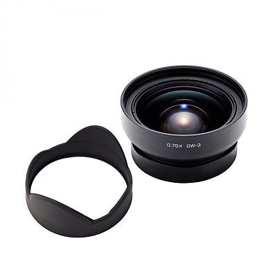 New Ricoh wide angle conversion lens 21mm GW-3 From Japan