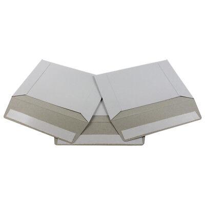500 - 6.5x4.5 Ecoswift Brand Self Seal Rigid Photo Cardboard Envelope Mailers