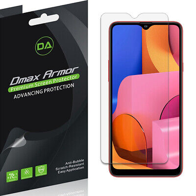 6-Pack Dmax Armor Anti-Glare Matte Screen Protector for Samsung Galaxy