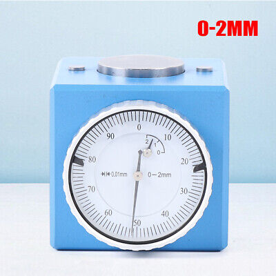 Magnetic Z Axis Dial Setter 2 -0.01mm Gage Offset Height Pre Tool Cnc With Box