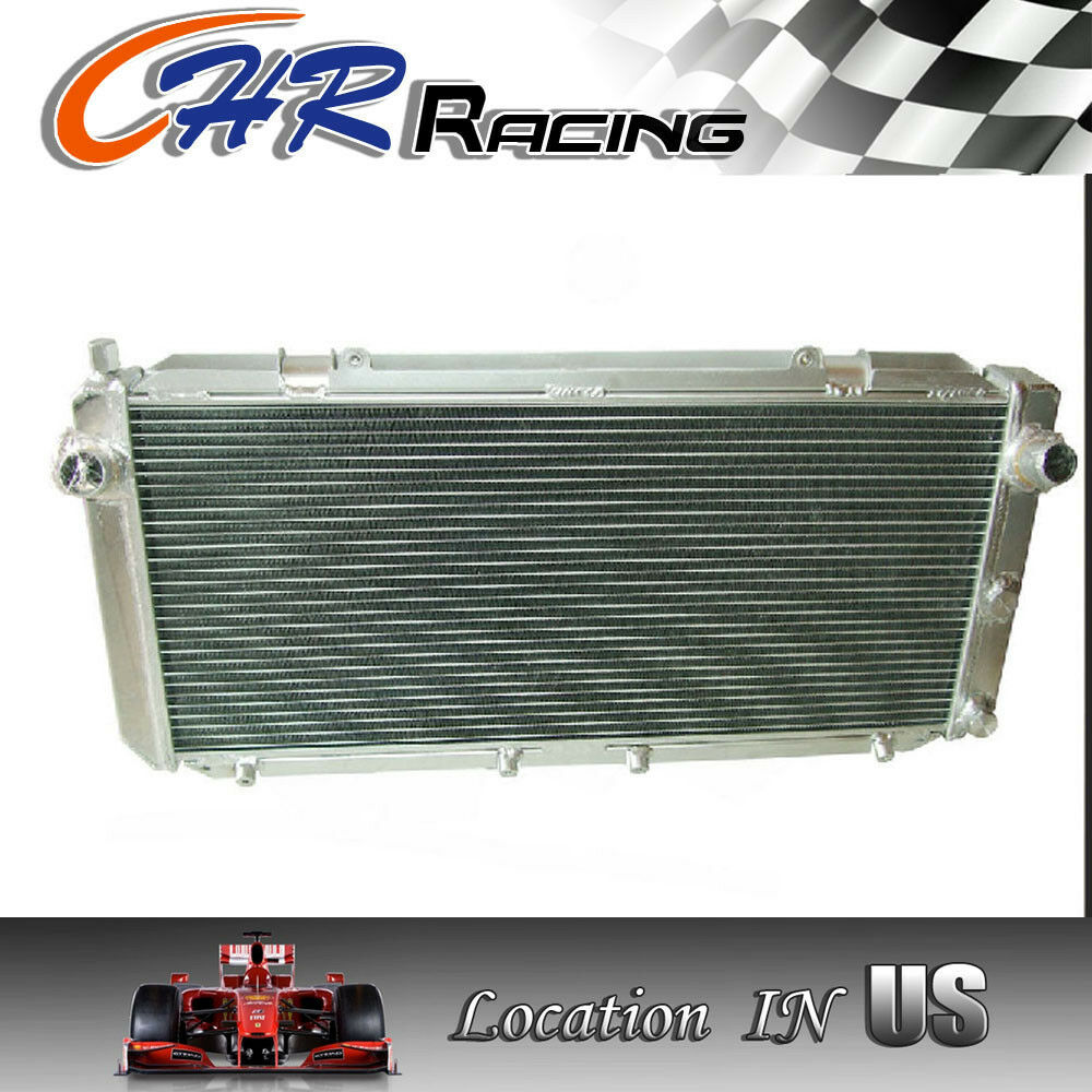 Aluminum Radiator for Toyota MR2 SW20 3SGTE 1990-1997 91 92 93 94 95 96