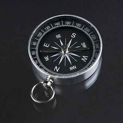 Hiking Lightweight Aluminum Wild Survival Professional Compass Navigation Tool
