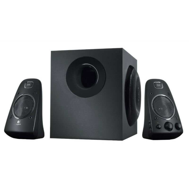 Logitech Z623 200 Watt Speaker System THX® Certified