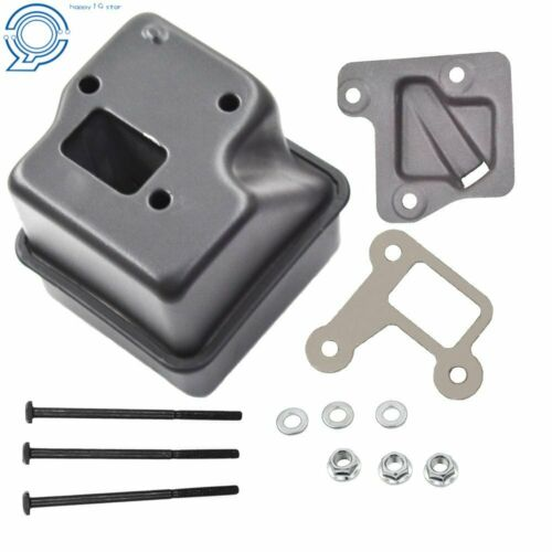 Exhaust Muffler Bolt Gaskets Kits For Stihl MS290 MS390 310 029 039 Chainsaw