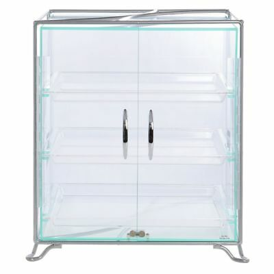 Cal-mil Bakery Display Case 3-shelf 16 L X 12 W X 19 H 1501-39