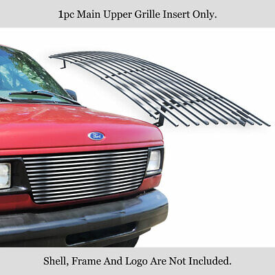 Fits 1992-2006 Ford Econoline Van Stainless Steel Billet Grille