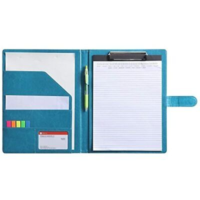 Resume Folder Clipboard Holder Letter Size A4 Legal Pad Portfolio Folio Amp