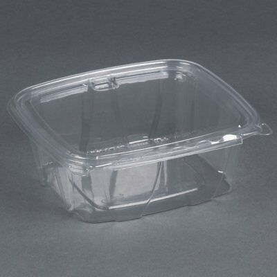 Dart Fusion CH32DEF Clearpac Container Lid Combo-packs, 6.4 X 2.6 X 7.1, 32 Oz, Dart Container Clearpac