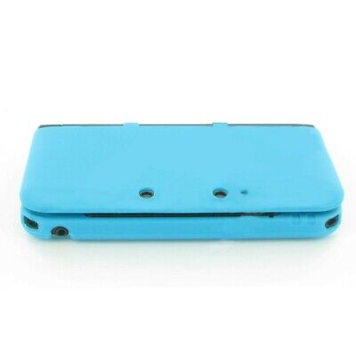 Case For Nintendo 3DS XL console Soft Gel Silicone Cover - Turquoise...
