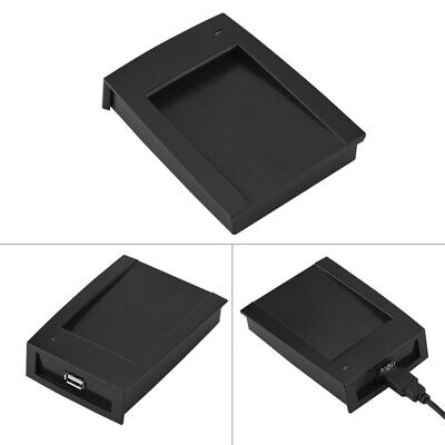 125khz Rfid Proximity Sensor Id Em4100 Card Reader Programmer Burner Usb