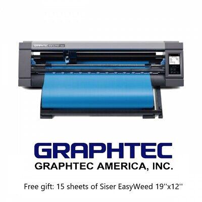 Graphtec Ce Lite-50 Desktop Vinyl Cutter 20 Cutting Plotter Free Vinyl Gift