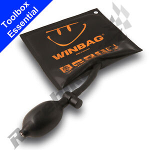 Winbag Air Wedge Pump Shim Inflatable for Door Window Fitting Joinery Carpenter