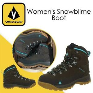 NEW Vasque Womens Snowblime Boot Condtion: New, Turkish Coffee/Scuba Blue, 9 B(M) US