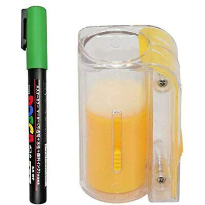 Bee Marking Pen Kits Beekeeping Handed Queen Catcher Clip Marker Supplies Red