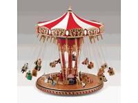 Mr Christmas World's Fair swing ride