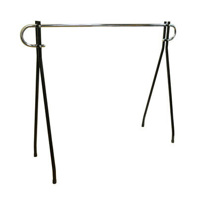 64 Inch High Single Rail Clothing Rack Retail Fixture