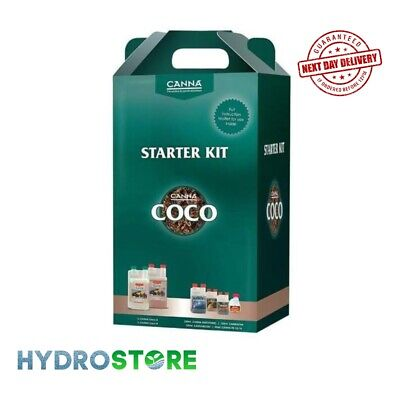 Canna Coco Starter Pack. See Description for pack contents. Hydroponics.