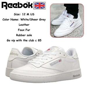 f120beff1af Reebok Classic Mens Club C 85 Sneakers Condtion  Very Lighly Used