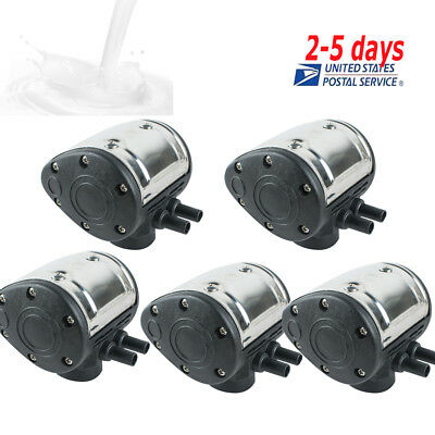 5pcs Pneumatic Pulsator For Cows Interpuls Parts Of Milking Machine Milker