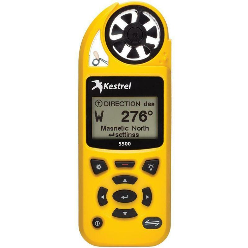 Kestrel 5500 Handheld Weather Meter   Factory Authorized Dealer