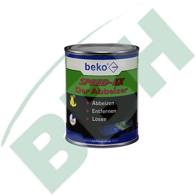 Beko Speed-Ex Der Abbeizer 750 ml Dose