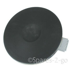 UNIVERSAL Solid Hob Plate Hotplate Cooking Element 1500W 180mm 4mm Rim