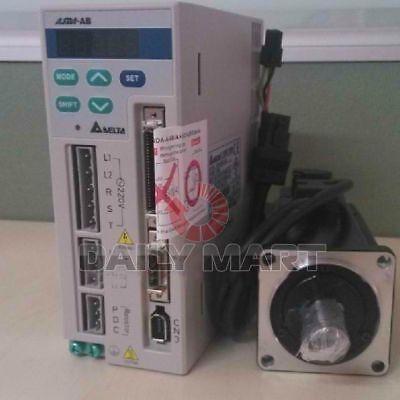 Brand New Delta Asd A0121 Ab   Ecma C30401es Plc Servo System Drive Motor