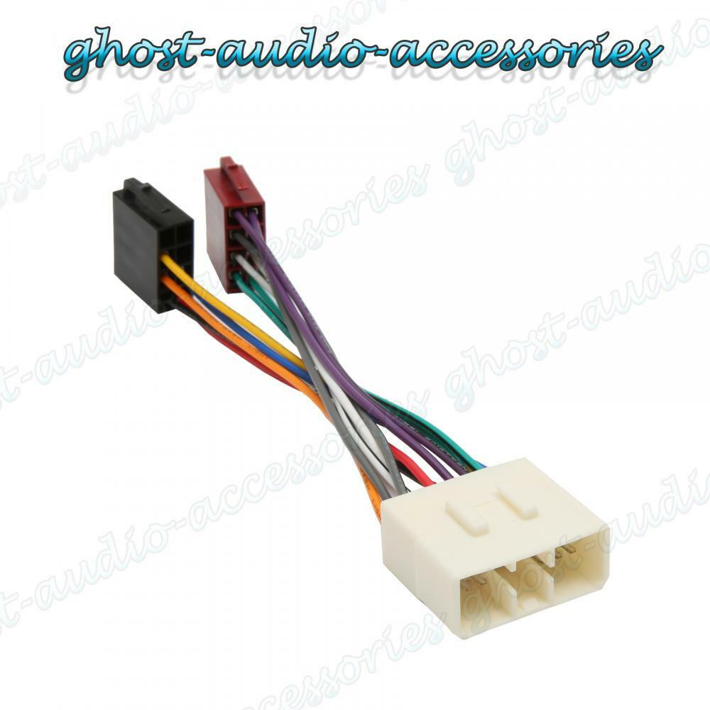 063908 Wiring Harness Adapter For New Head Unit Subaru Forester