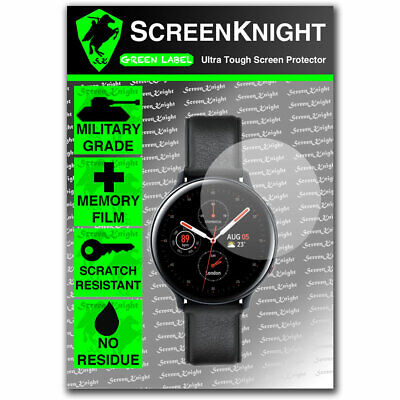 Screen Protector - For Samsung Galaxy Active Watch 2 40mm - ScreenKnight Shield