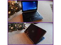 "Very smart Dell Latitude 14"" Core i5 HDMI laptop. 6GB DDR3 RAM. 250GB hard drive. Bluetooth. WiFi."
