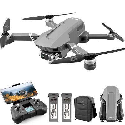 4DRC-F4 PRO Drone 5G FPV Brushless 4K HD Camera GPS RC Quadcopter Foldable