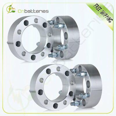 For 2013 2012 2011-2014 Ram 1500 wheel spacers 5x5.5 to 5x5.5 2'' 50mm thick