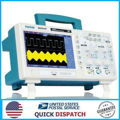 Hantek Dso5102p Usb Digital Storage Oscilloscope 2channels 100mhz 1gsas