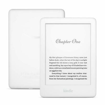 New Amazon Kindle Touch 4GB eReader 6 Inch with Built-in Front Light White Color comprar usado  Enviando para Brazil