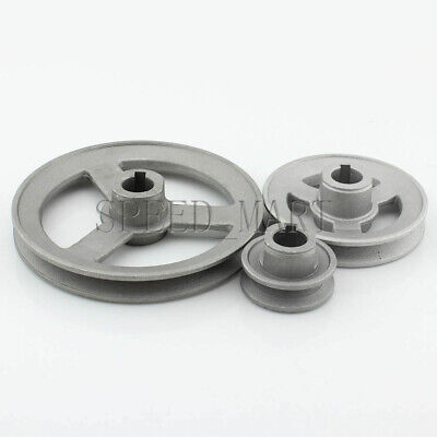 O Type Pulley V Groove Bore 15mm Od 40-120mm For O Belt Motor