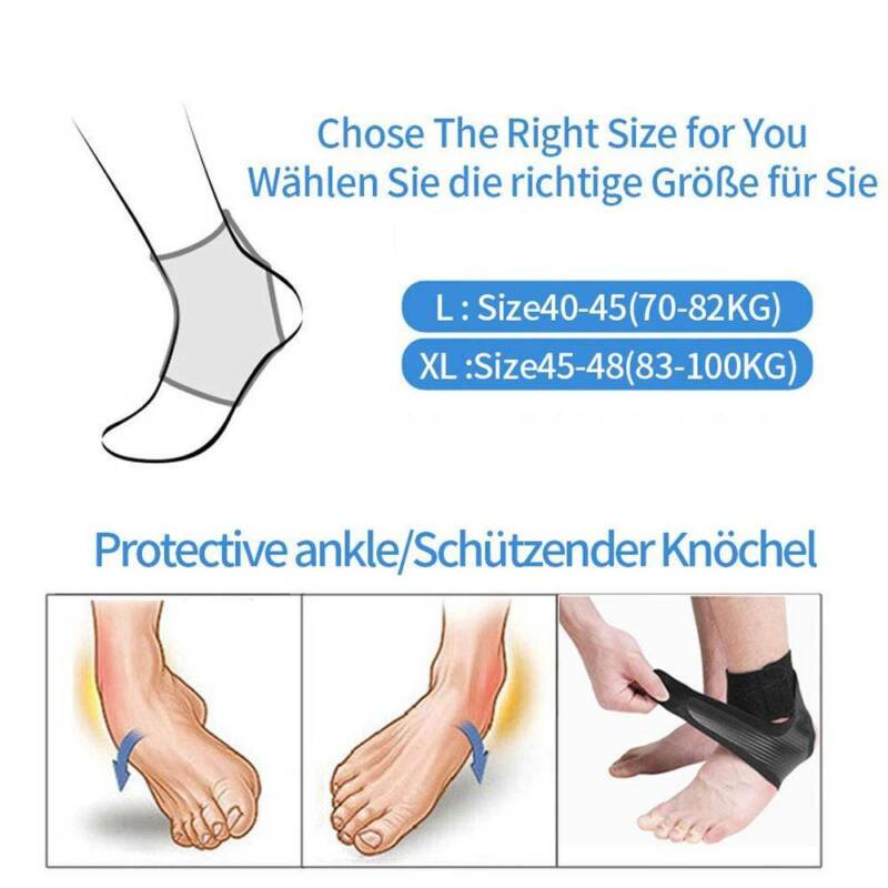 Adjustable Foot Compression Elastic Arthritis Wrap