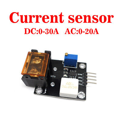 Wcs2720 Ac Current Sensor 20a Short Circuit Overcurrent Aegis Module