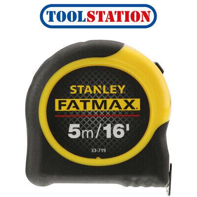 Stanley FatMax Classic Tape Measure 5m