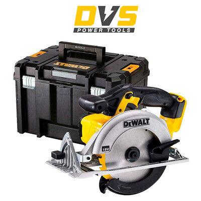 Dewalt DCS391N DCS391NT 18V XR Circular Saw 165mm with Deep TSTAK Case