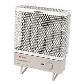 Frost Protection & General Convector Heater 500W
