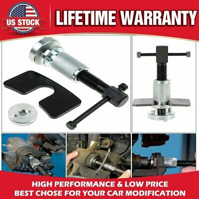Car Disc Brake Pad Spreader Separator Piston Auto Caliper Repair Tool Rewind Kit