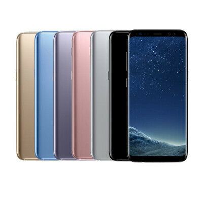 Samsung Galaxy S8 Plus - 64GB -Unlocked Smartphone - AT&T / T-Mobile