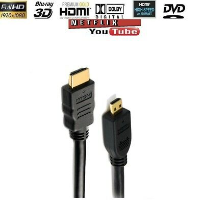 1.5M Micro USB A HDMI 1080p TV Cable Av Adaptador Teléfonos Móviles...